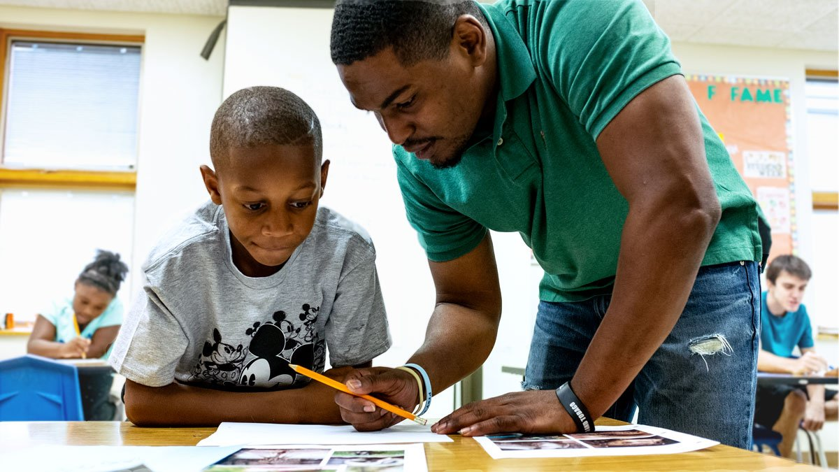 SummerCollab and EXPLO partnership assist in offering underserved neighborhoods summer program.