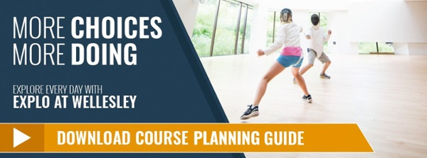 EXPLO at Wellesley | Download Course Planning Guide
