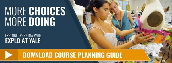 EXPLO at Yale | Download Course Planning Guide