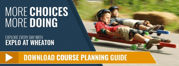 EXPLO at Wheaton | Download Course Planning Guide