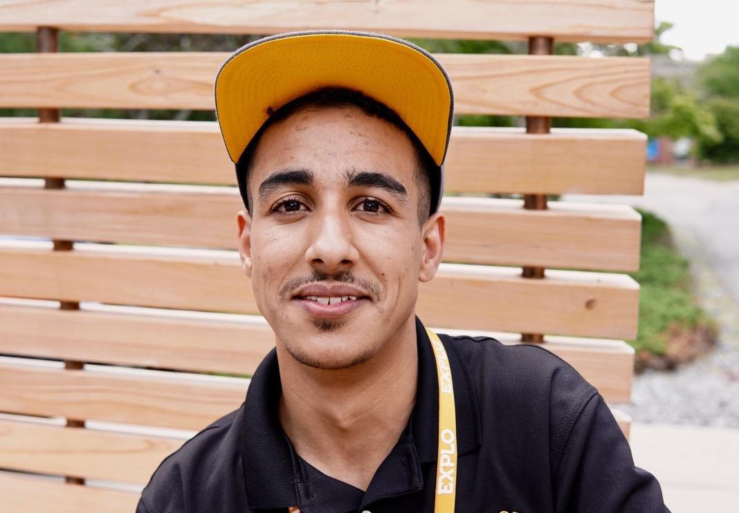 Meet Ahmed from Algeria