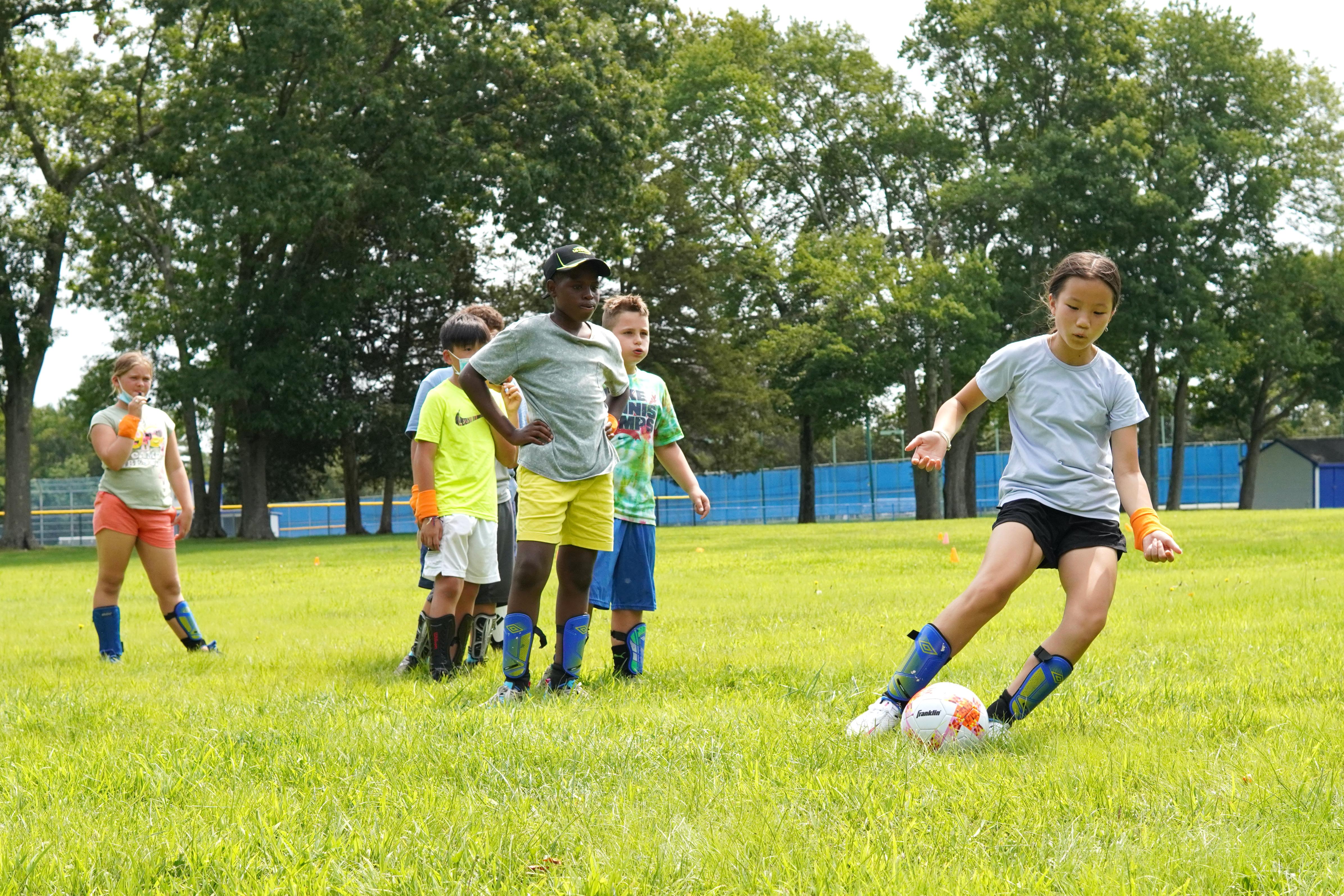 Weekend Workshop: Soccer