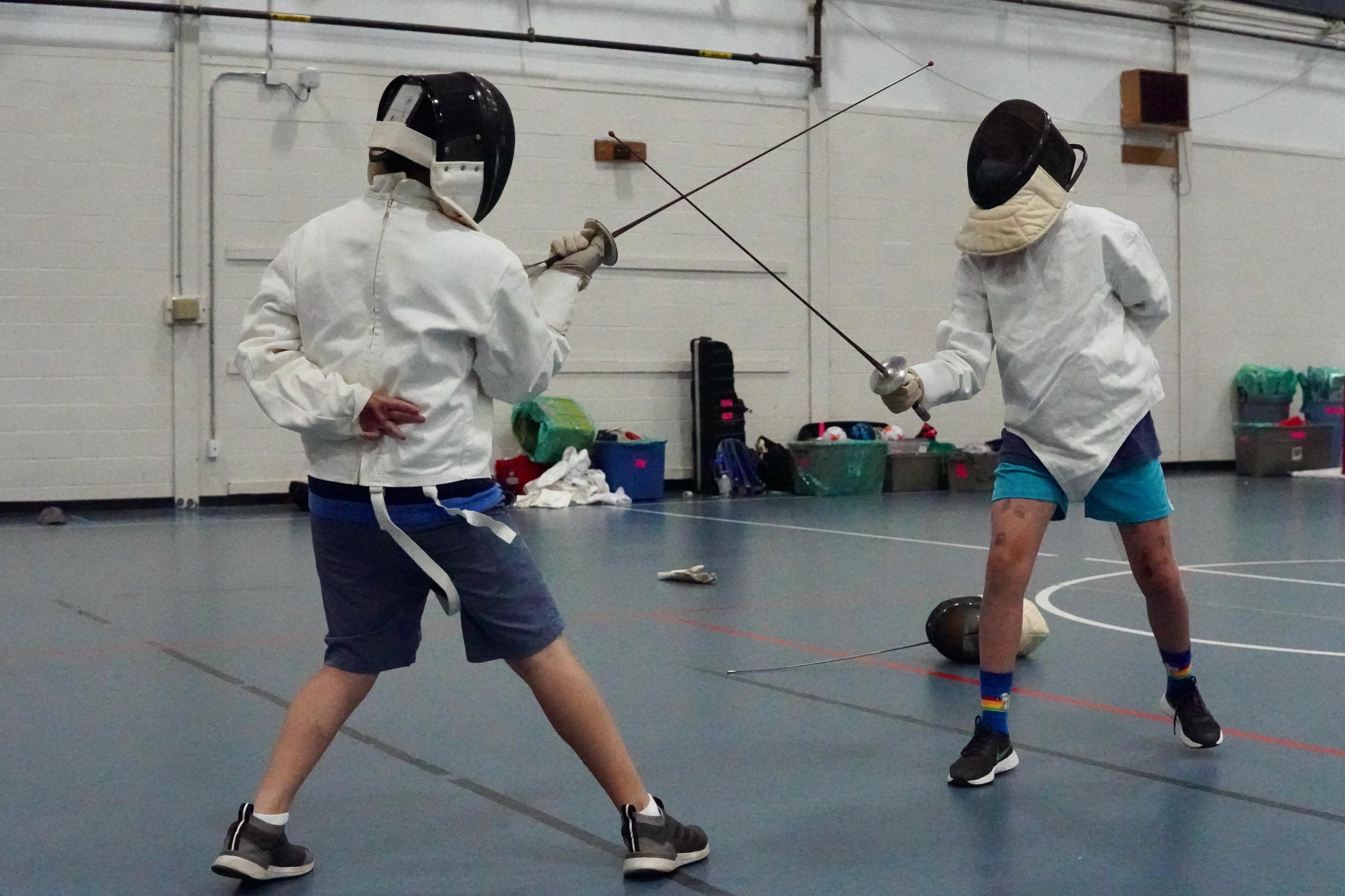 Elective: Fencing