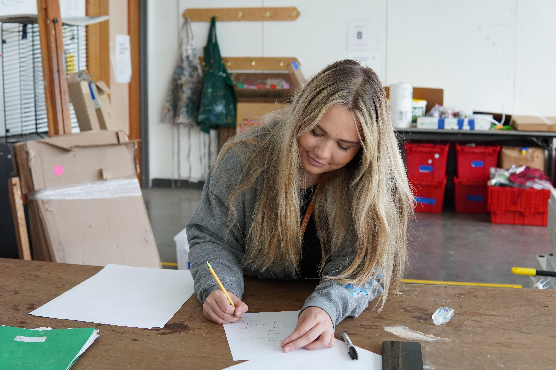 Staff Profile: Lisa, Artist + EXPLO Instructor