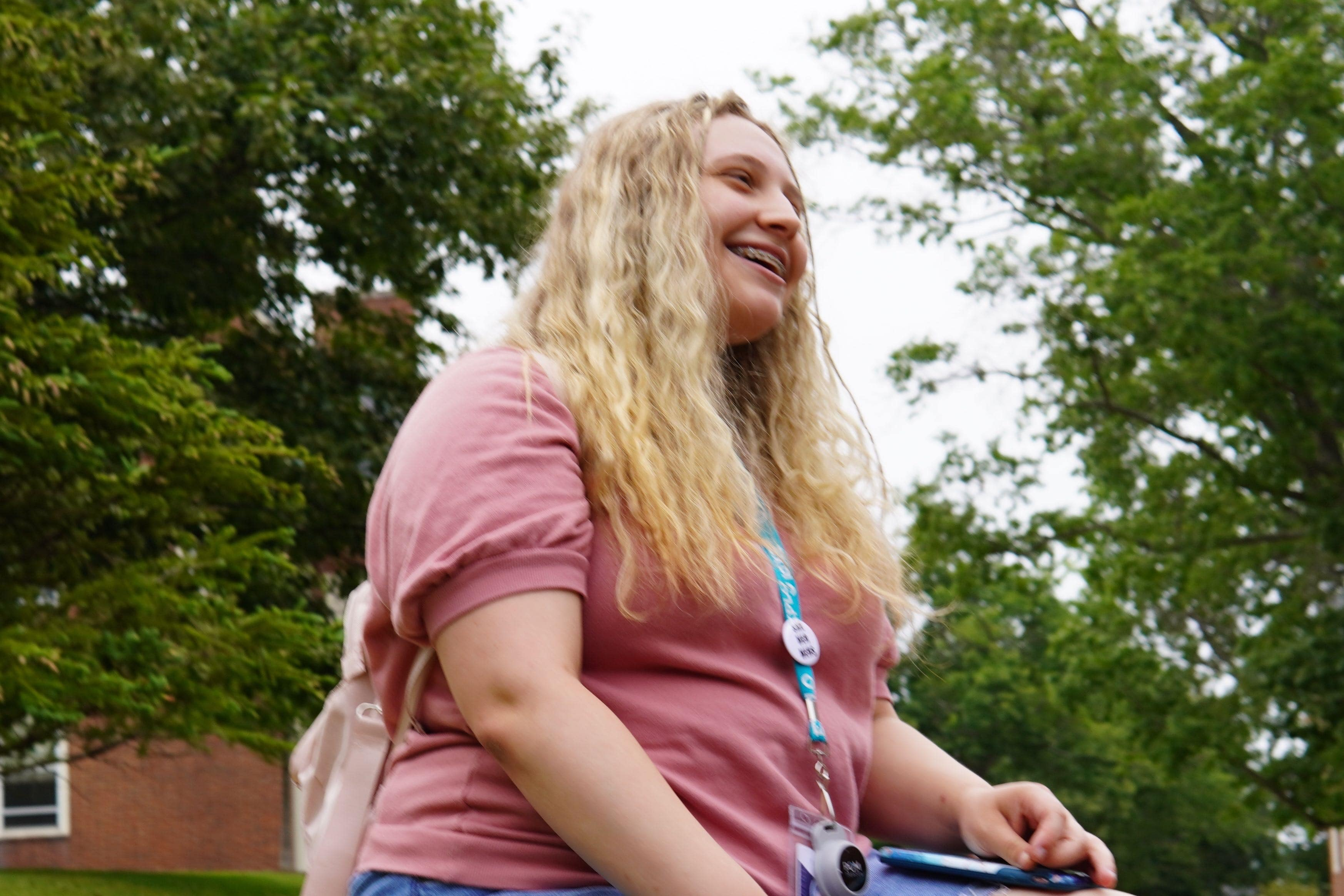 Meet Beth: Excited for The World Reopening