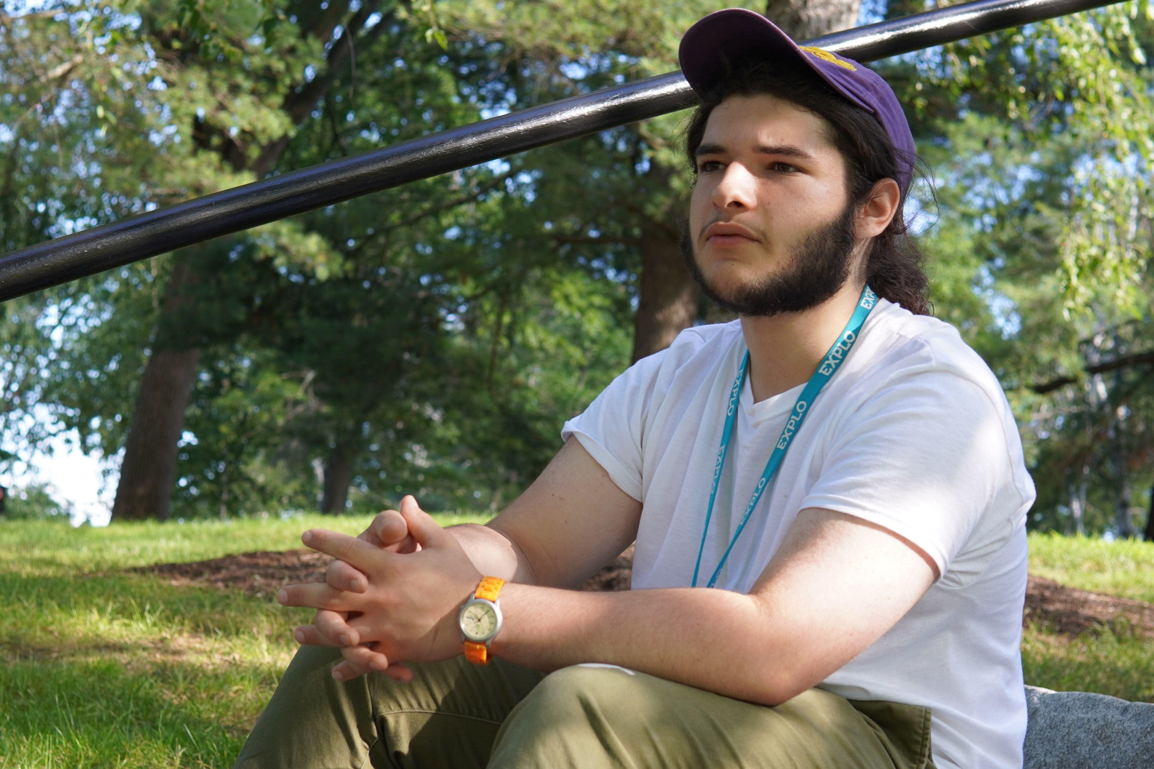 Meet Mason: Multi-Instrumental Musician