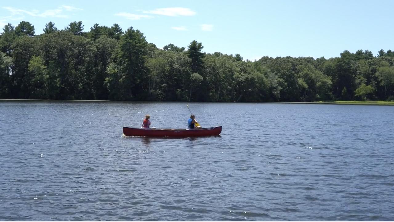 [VIDEO] Trip: Watson Pond State Park