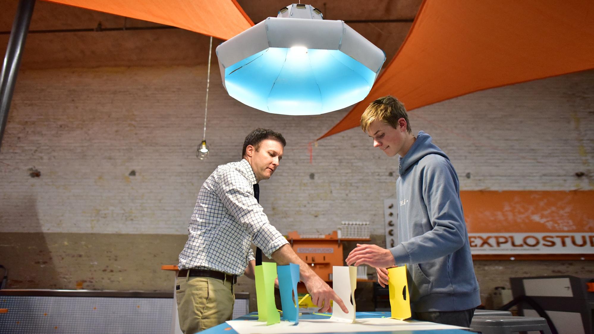 EXPLO Collaborates With Britain's Sevenoaks School