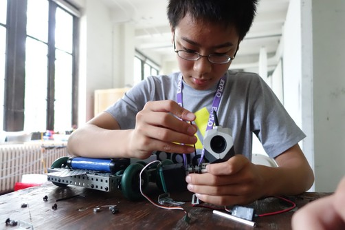 Invent to Learn: How to Tinker, Make + Engineer Your Way to Knowing