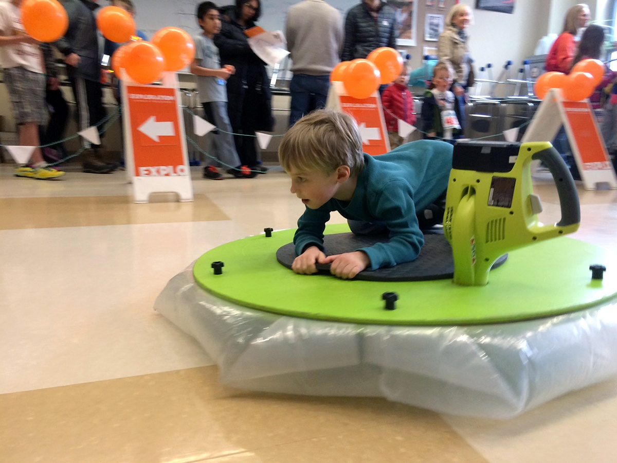 Kids Love to Fly! (and Two Other Things We Learned at WSTE)