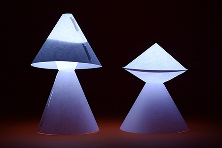 Explo DIY: Make a Paper Cone Nightlight