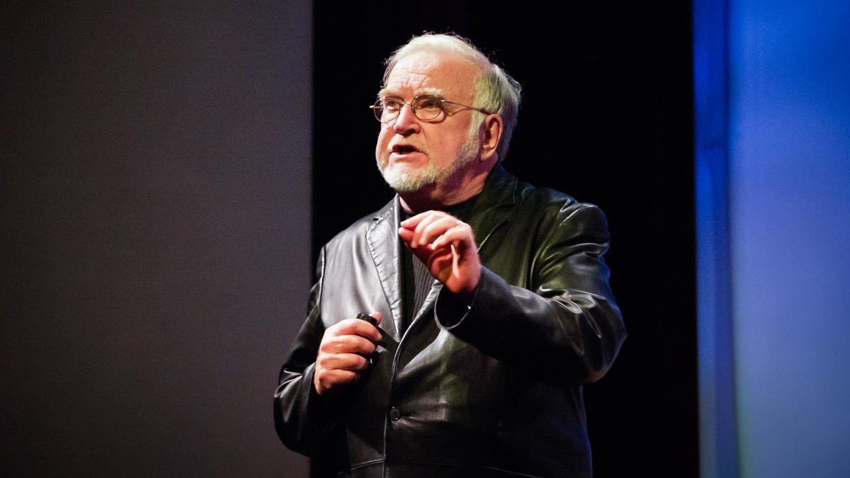 Traveling Towards Happiness with Dr. Mihaly Csikszentmihalyi
