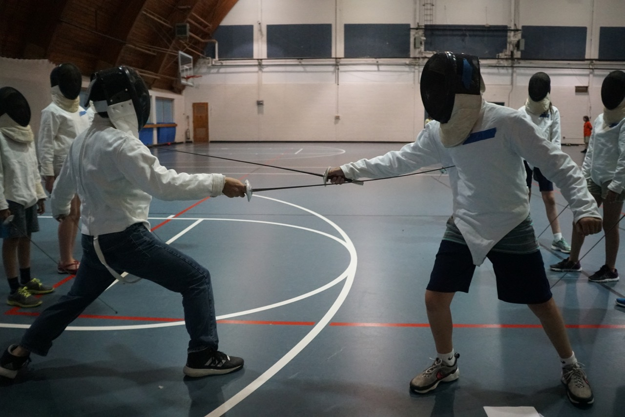 Workshop: Fencing