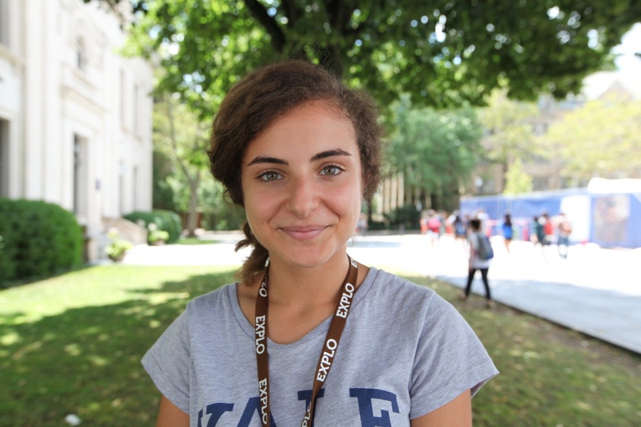 Meet Marah from Jordan