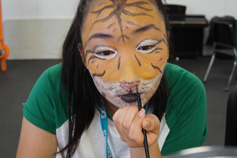 Workshop: Stage Makeup